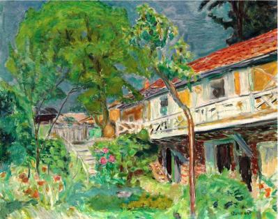 Pierre Bonnard. Ciel d'été (1915)