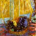 Pierre Bonnard. Corbeille de fruits (v. 1946)