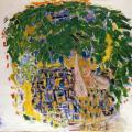 Pierre Bonnard. La cueillette des cerises (1946)