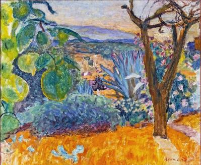 Pierre Bonnard. Le Cannet (v. 1930)