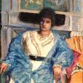 Pierre Bonnard. Madame Émile Bernheim (1916)