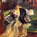 Pierre Bonnard. Misia Godebska (1908)