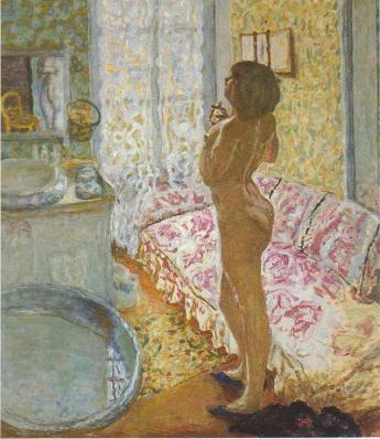 Pierre Bonnard. Nu à contre-jour (v. 1908)