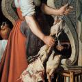 Pieter Aertsen. La cuisinière (1559)