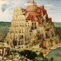 Pieter Brueghel l'Ancien. La Tour de Babel (1563)
