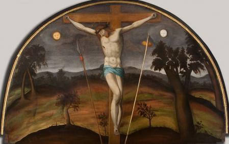 Plautilla Nelli. Crucifixion (1550-88)