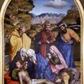 Plautilla Nelli. Lamentation (1550-1588)