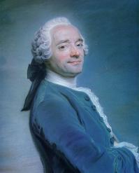 Autoportrait au jabot de dentelle, 1751
