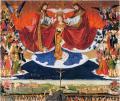 Quarton. Le Couronnement de la Vierge (1454)