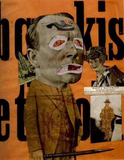 Raoul Hausmann. Le critique d'art (v. 1919)