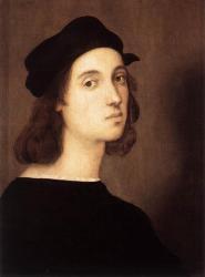 Raphaël. Autoportrait (1506)