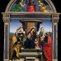 Raphaël. Retable Colonna (1503-05)
