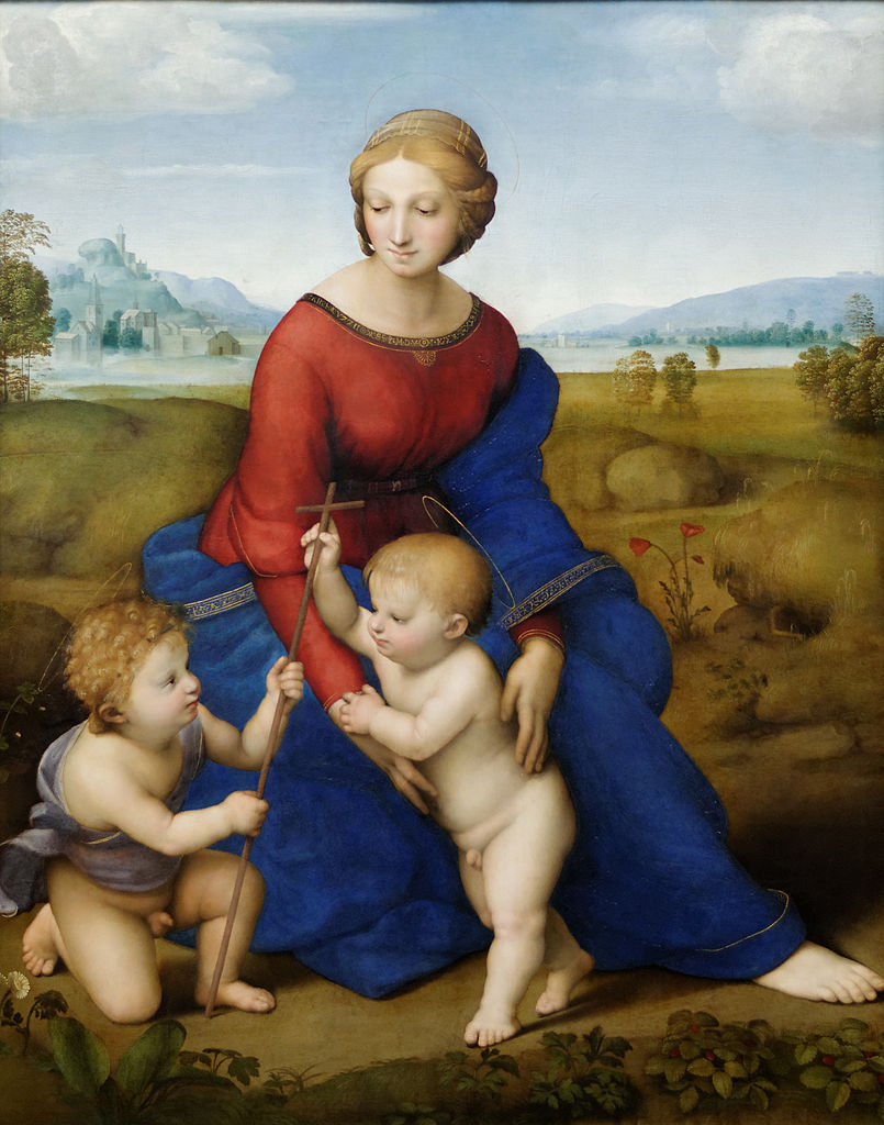 Biographie Et œuvre De Raphael 1483 1520