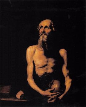 Ribera. Saint-Paul ermite (1647)
