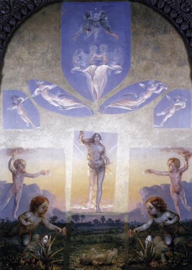 Runge. Le grand matin (1809-10)