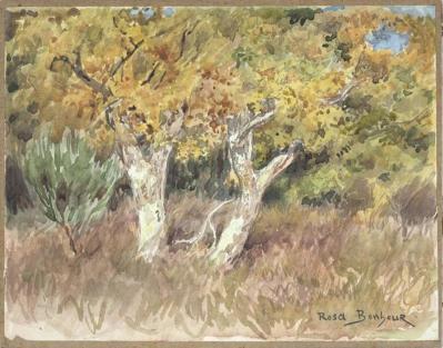 Rosa Bonheur. L'automne en forêt (1850-1899)