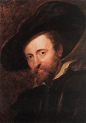 Rubens. Autoportrait (1628)