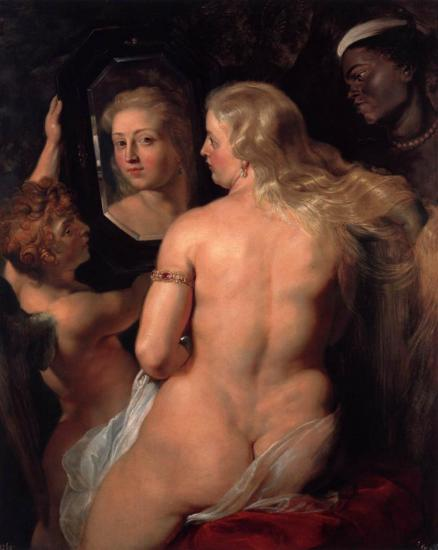 Rubens. Vénus au Miroir (1615)
