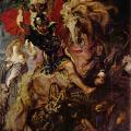 Rubens. Saint Georges et le dragon (v. 1606)