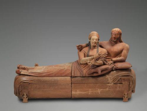 Sarcophage des époux (v. 520-510 av. J.-C.)