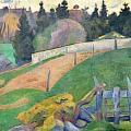 Paul Sérusier. La barrière (1889)