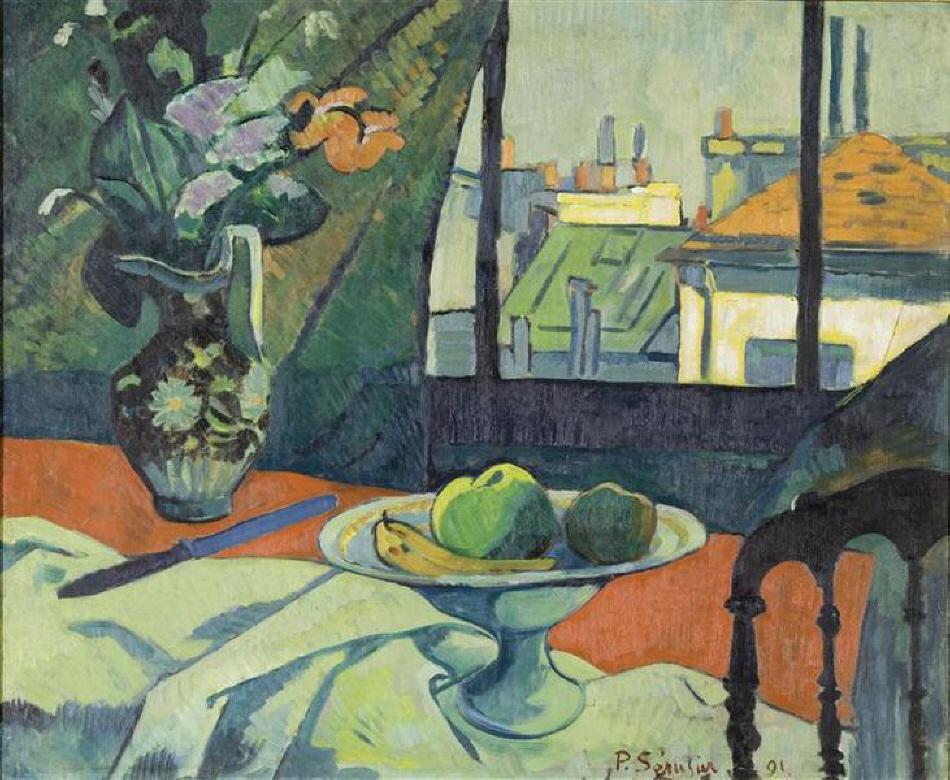 Biographie Et Oeuvre De Paul Serusier Peintre Nabi