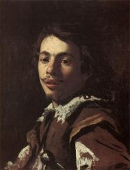 Simon Vouet. Autoportrait (v. 1615)