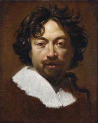 Simon Vouet. Autoportrait (1626-27)