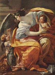 Simon Vouet. La richesse (v. 1640)