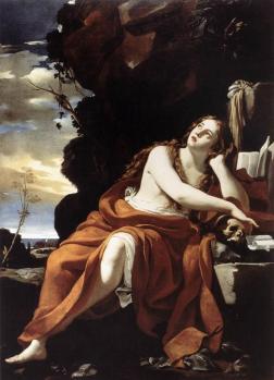 Simon Vouet. Sainte Marie-Madeleine (1623-27)