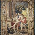 Simon Vouet. Ulysse reconnu par son chien Argos (1635-1650)