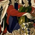 Tamara de Lempicka. Deux figures agenouillées (1953)