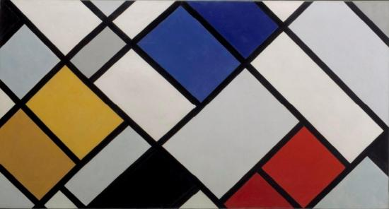 Theo van Doesburg. Contre-composition en dissonances (1925)