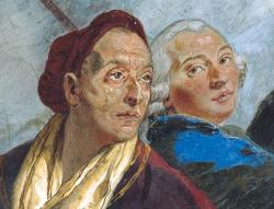 Tiepolo et son fils Giandomenico
