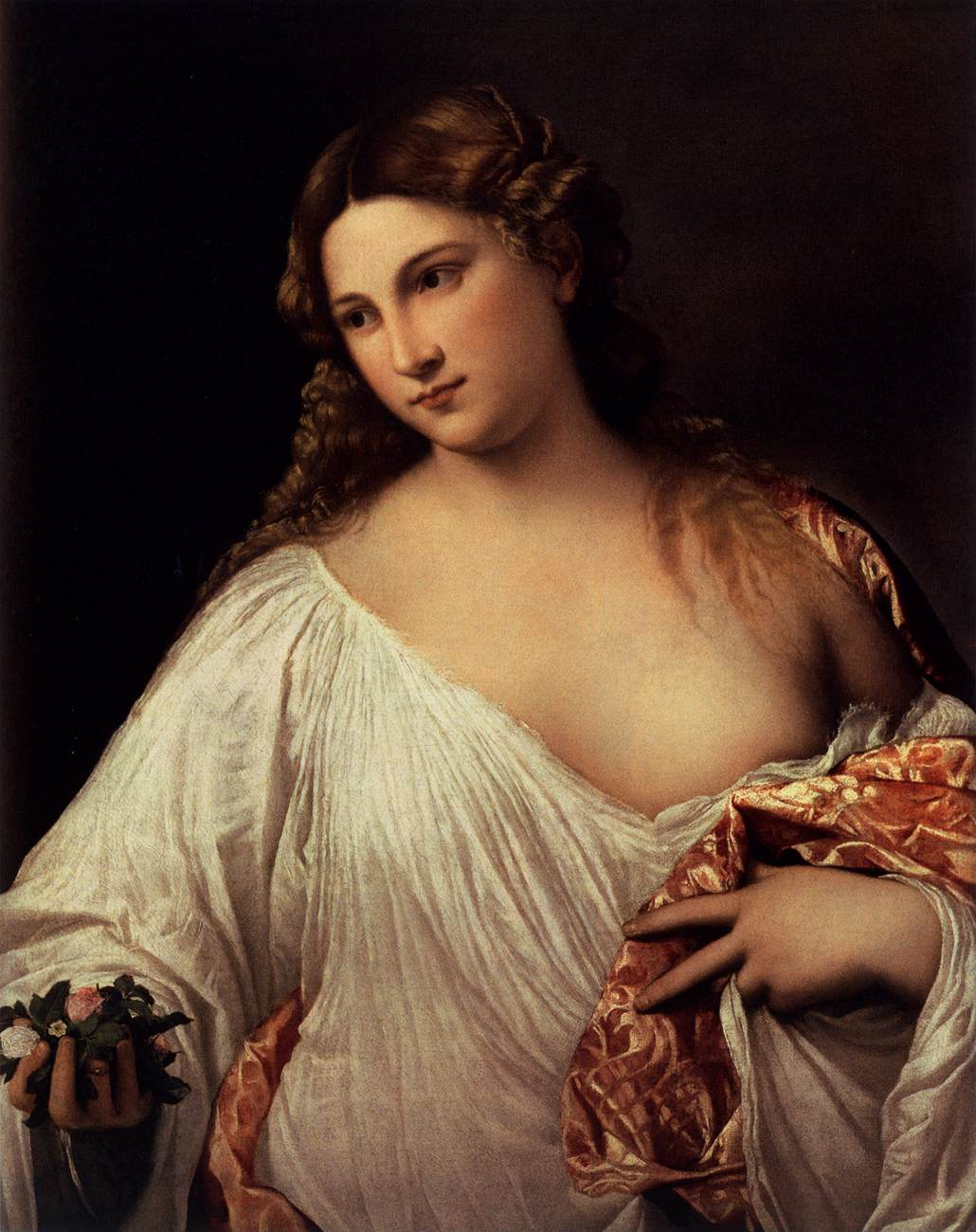 Titien. Flora (1515-20)