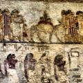 Tombe de Khnoumhotep II, immigrants 1 (v. -1900-1870)