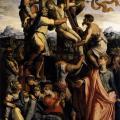 Vasari. Déposition du Christ (v. 1540)