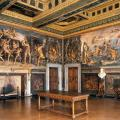 Vasari. Salle des Eléments (1555-57)