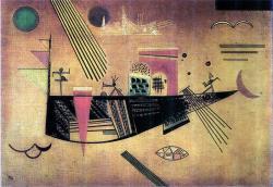Vassily Kandinsky. Capricieux (1930)