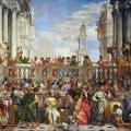 Véronèse. Les noces de Cana (1563)