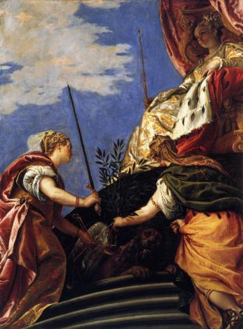 Véronèse. Venise entre la justice et la paix (1575-77)