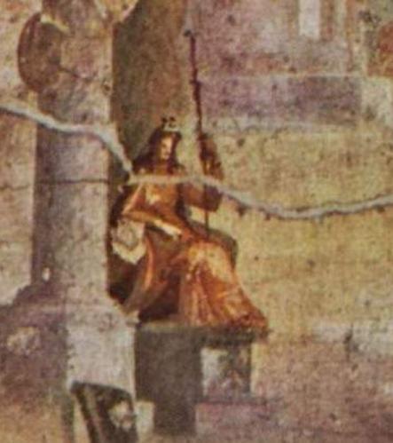 Villa d'Agrippa à Boscotrecase, paysage, détail