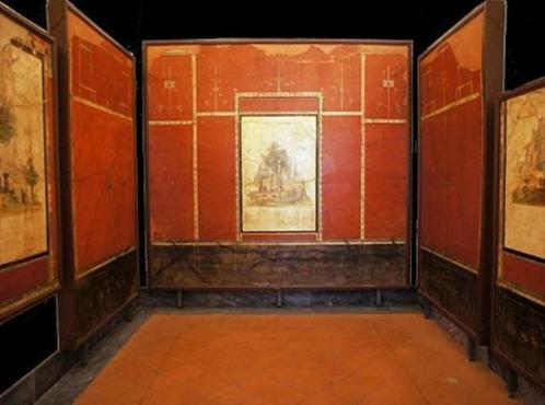 Villa d'Agrippa à Boscotrecase (v. 11 av JC)