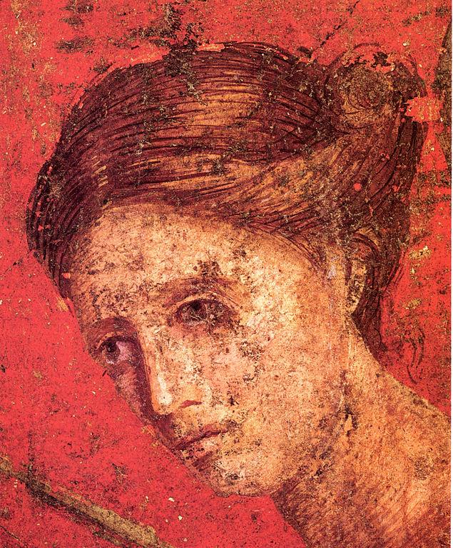 Peinture Et Mosaïque Romaines De L Antiquité