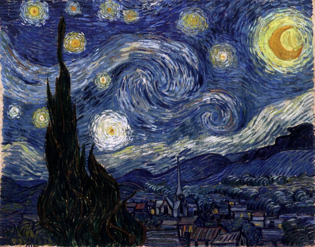 Biographie et œuvre de Vincent van Gogh (