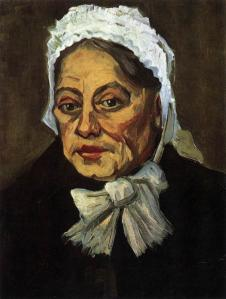 Vincent van Gogh. La sage-femme (déc. 1885)