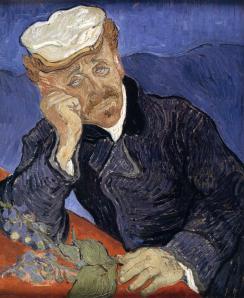 Vincent van Gogh. Le docteur Paul Gachet (juin 1890)