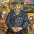 Vincent van Gogh. Le père Tanguy (Automne 1887)