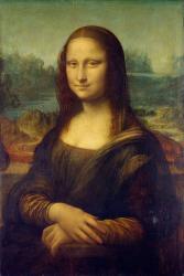 Vinci. La Joconde (1503-05)