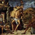 Vittore Carpaccio. La méditation sur la passion (v. 1490)
